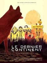 Le dernier continent, Affiche